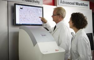 Leica Biosystems Receives CE Marking on the Aperio AT2 Scanner for On-Screen Diagnosis