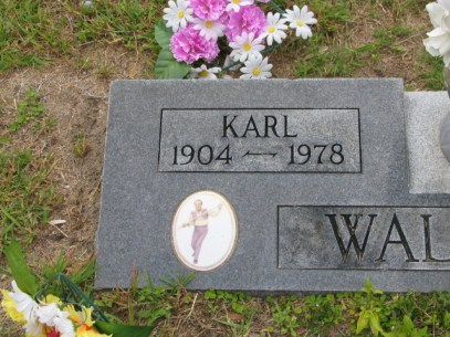 Wallenda Headstone