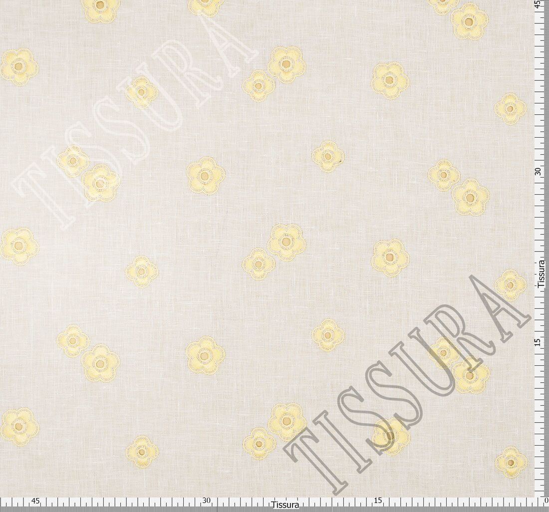 Linen Fabric Online Embroidered Linen Fabric Bridal Fabrics From Austria By