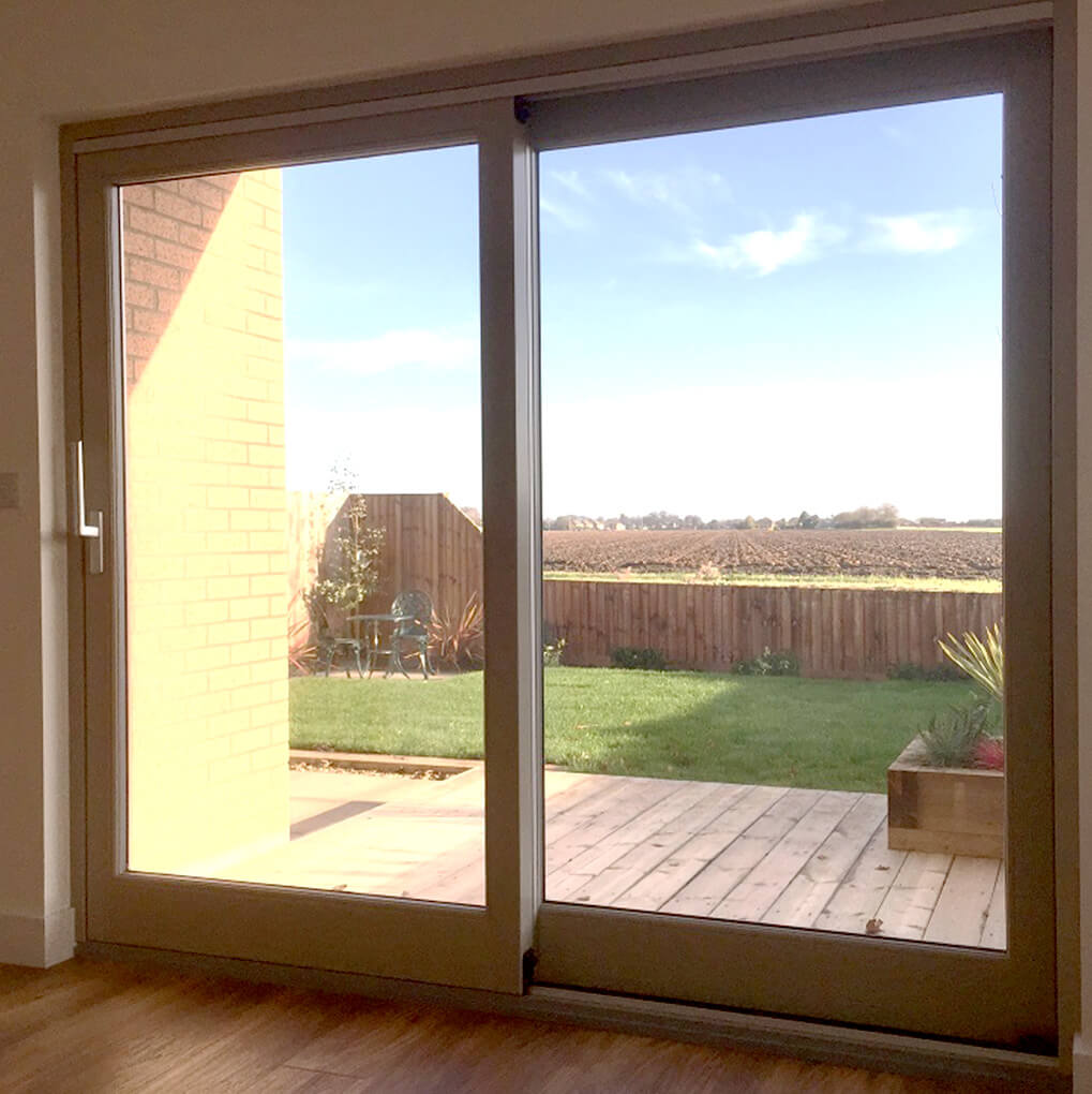 Timber Glass Doors Timber Patio Doors In Northamptonshire T K Home Improvements
