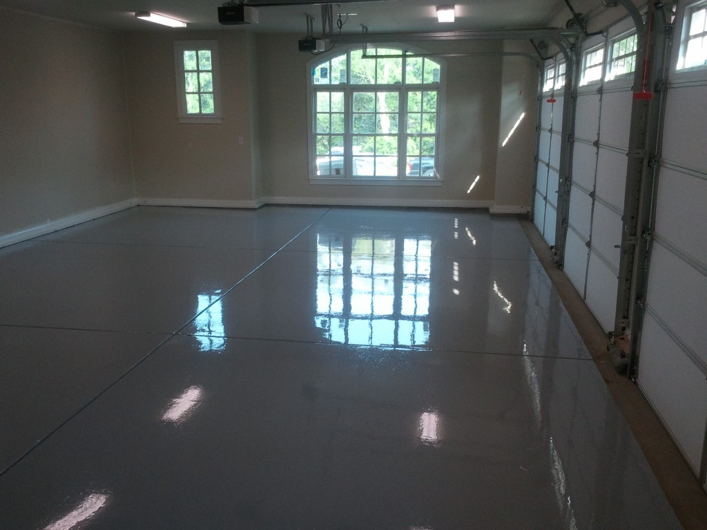 Garage Floor Coating Nashville Epoxy Coatings Samsung Tko Concrete