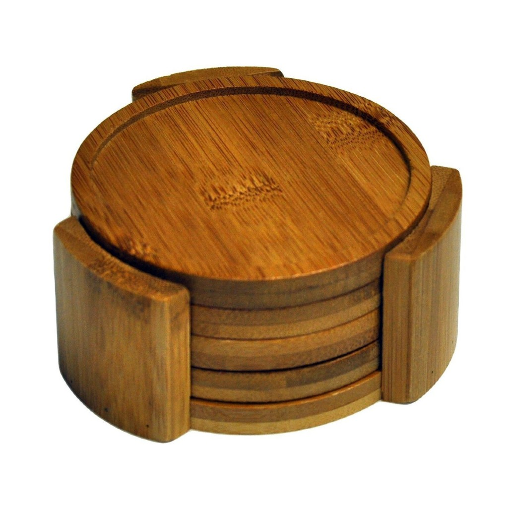 Cool Bar Coasters 5 Best Wood Coaster Set Potect Your Table No Matter What