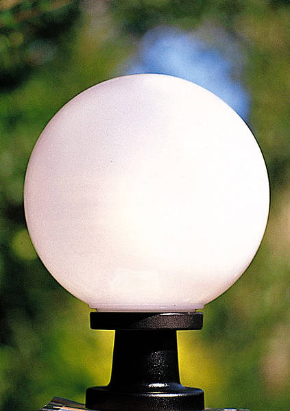 Spotlight Lamp 200mm 40w Es Globe Light - Opal