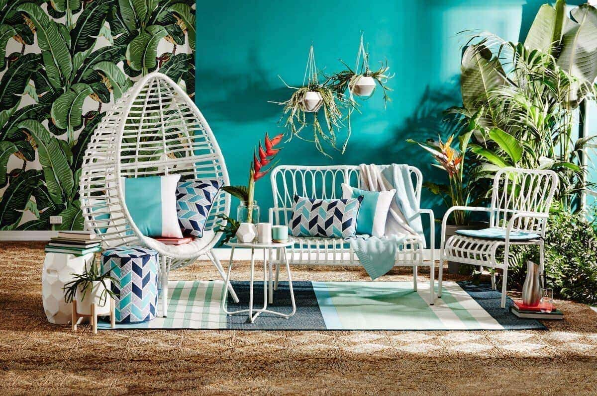 Kmart Canvas Printing The Kmart August Living Collection Is More Colourful Than Ever