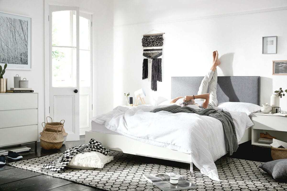 All Black Bedroom Black And White Bedroom 4 Steps To Getting It Right