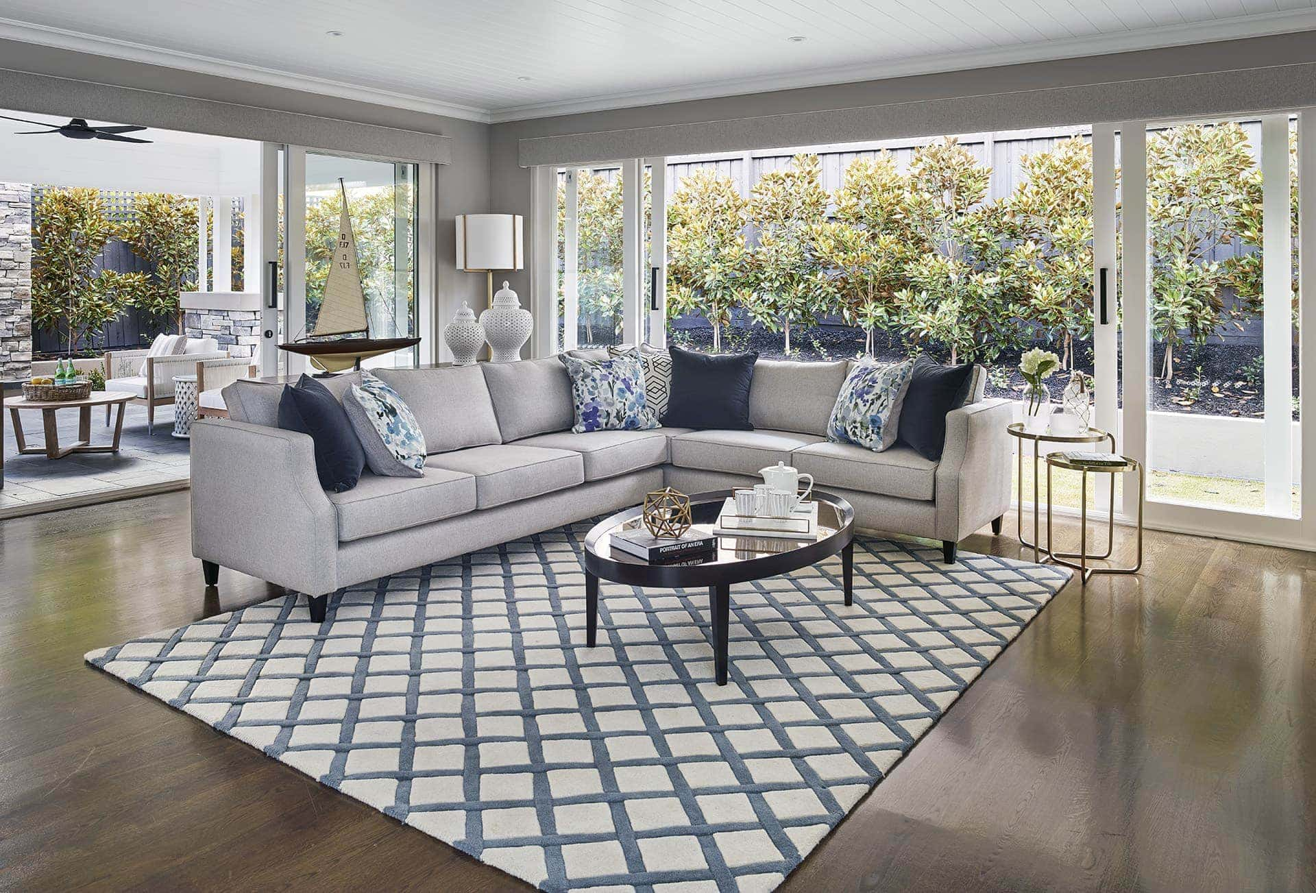 Hamptons Style Sofas Australia How To Choose A Rug Style For Your Room The Easy Cheats