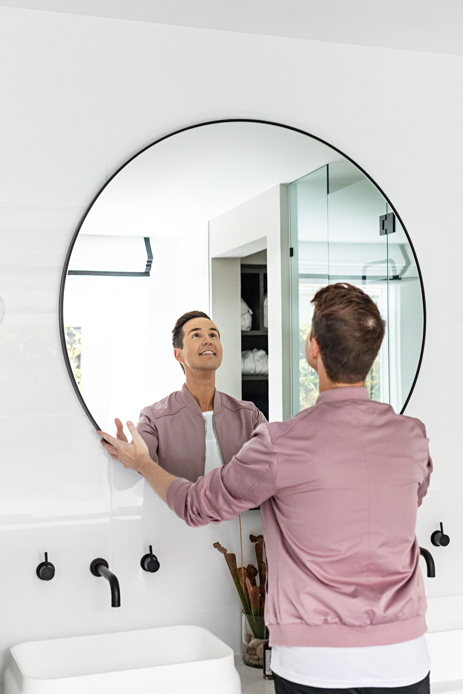 10 Best Large Round Mirror Suppliers Tlc Interiors
