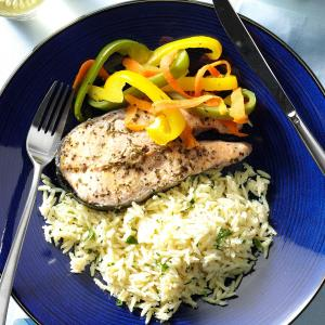 Appealing Grilled Salmon Packets Exps40505 Th1999636b02 01 5b Rms Salmon Steak Recipes Uk Salmon Steak Recipe Broiled