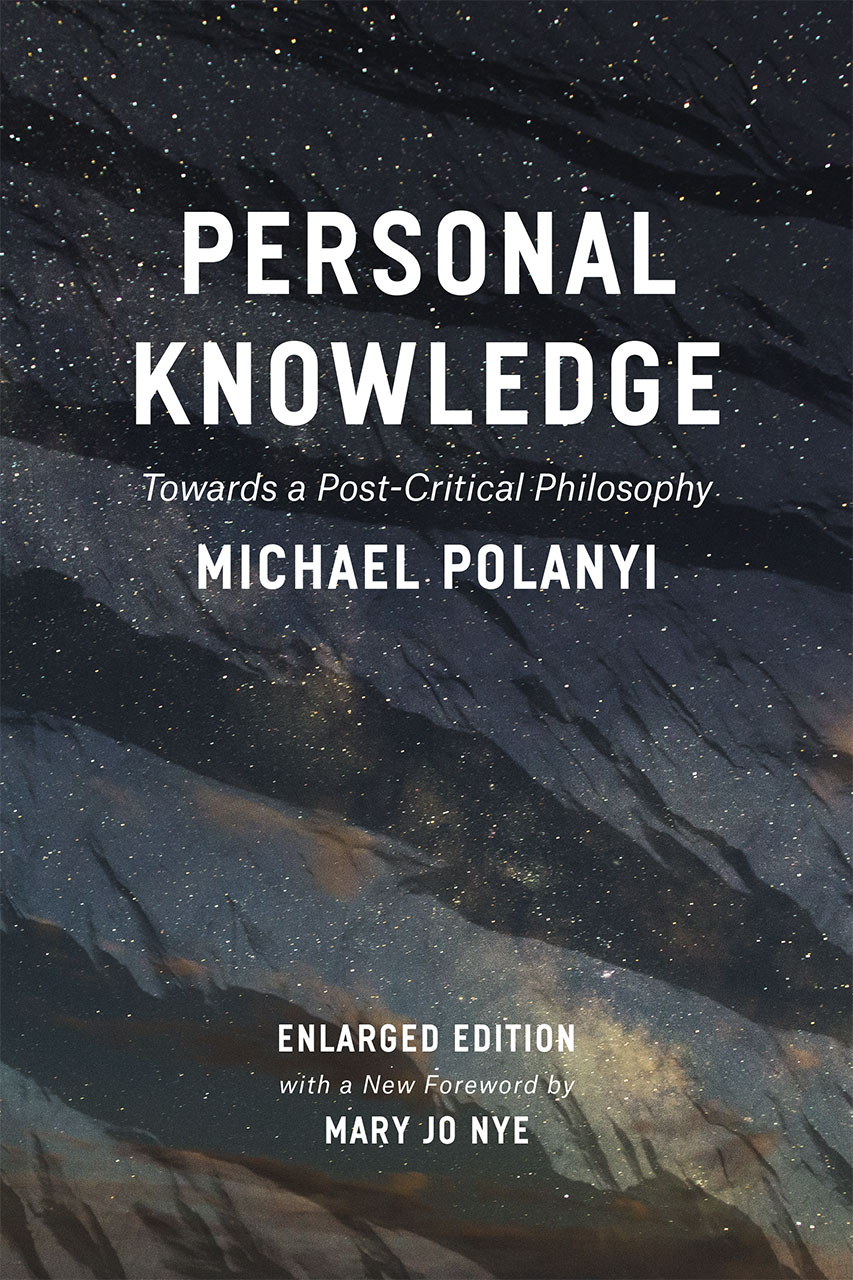 13 Reasons Why Libro Español Personal Knowledge Towards A Post Critical Philosophy Polanyi Nye