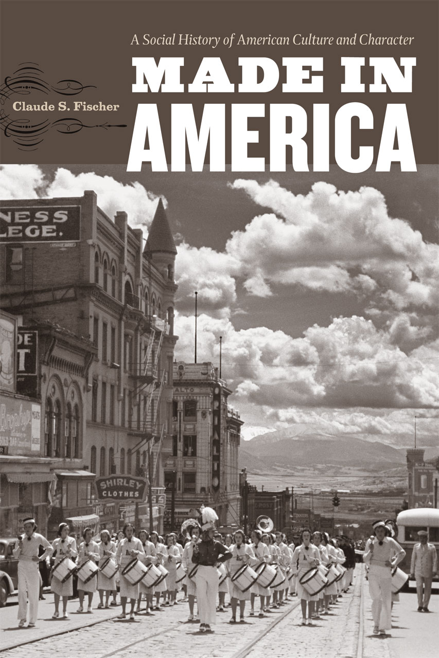 O History S Made In America A Social History Of American Culture And