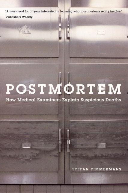 Postmortem How Medical Examiners Explain Suspicious Deaths - medical examiner job description