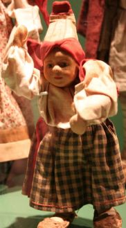 Child (Ethnographic Doll)