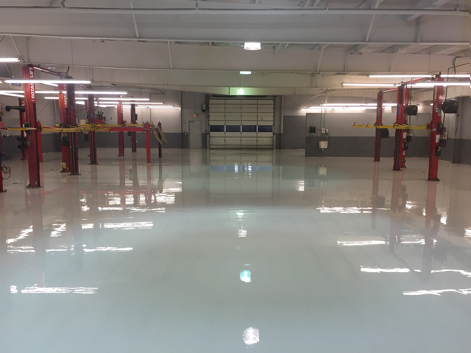 Garage Floor Coating Nashville Industrial Floor Coatings In Nashville Tn Apex Building