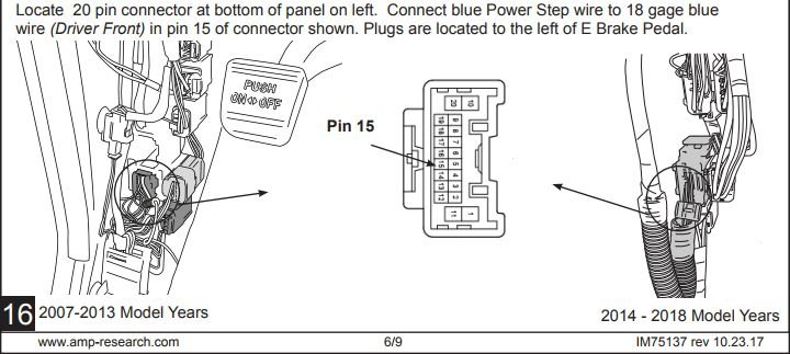 amp wiring instructions together with research power step wiring