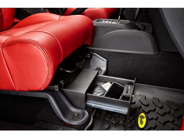 Under Seat Storage Toyota Tundra Forum
