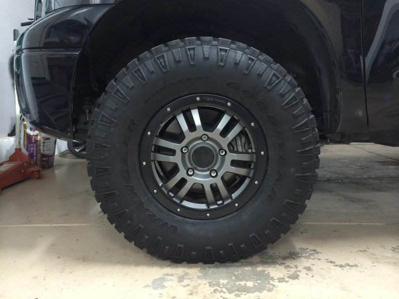 Official Tundra Wheel and Tire Setups - Pics and Info Toyota