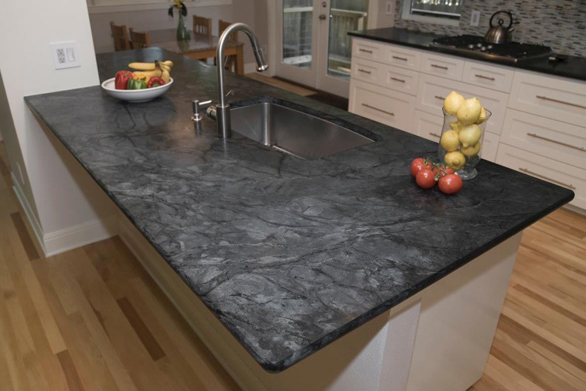 Soapstone Countertop Care Soapstone Refinishing Crack And Chip Repair Removal
