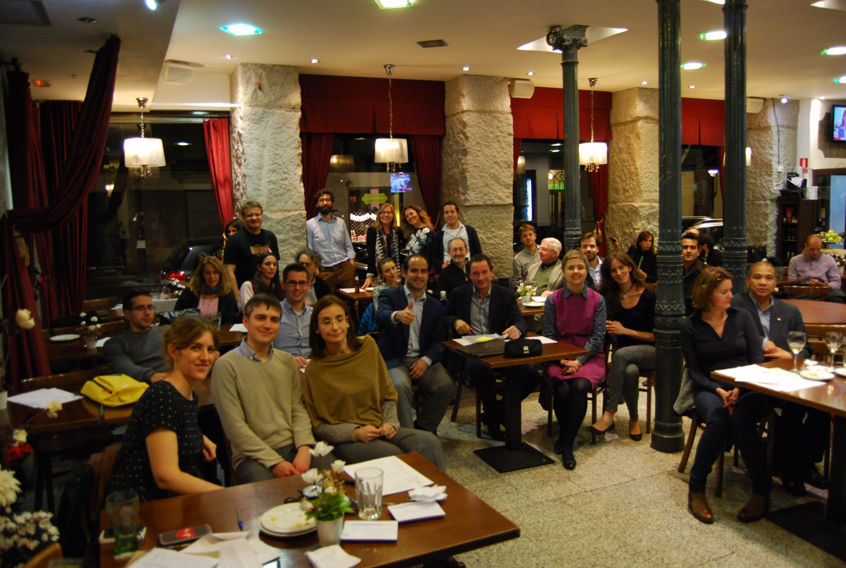 Camino Restaurant Madrid Toastmasters Madrid Public Speaking And Leadership Club Where