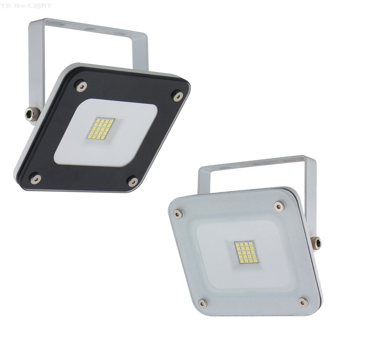 Spot Led Exterieur Ip65 Projecteur Led Extra Plat 10w