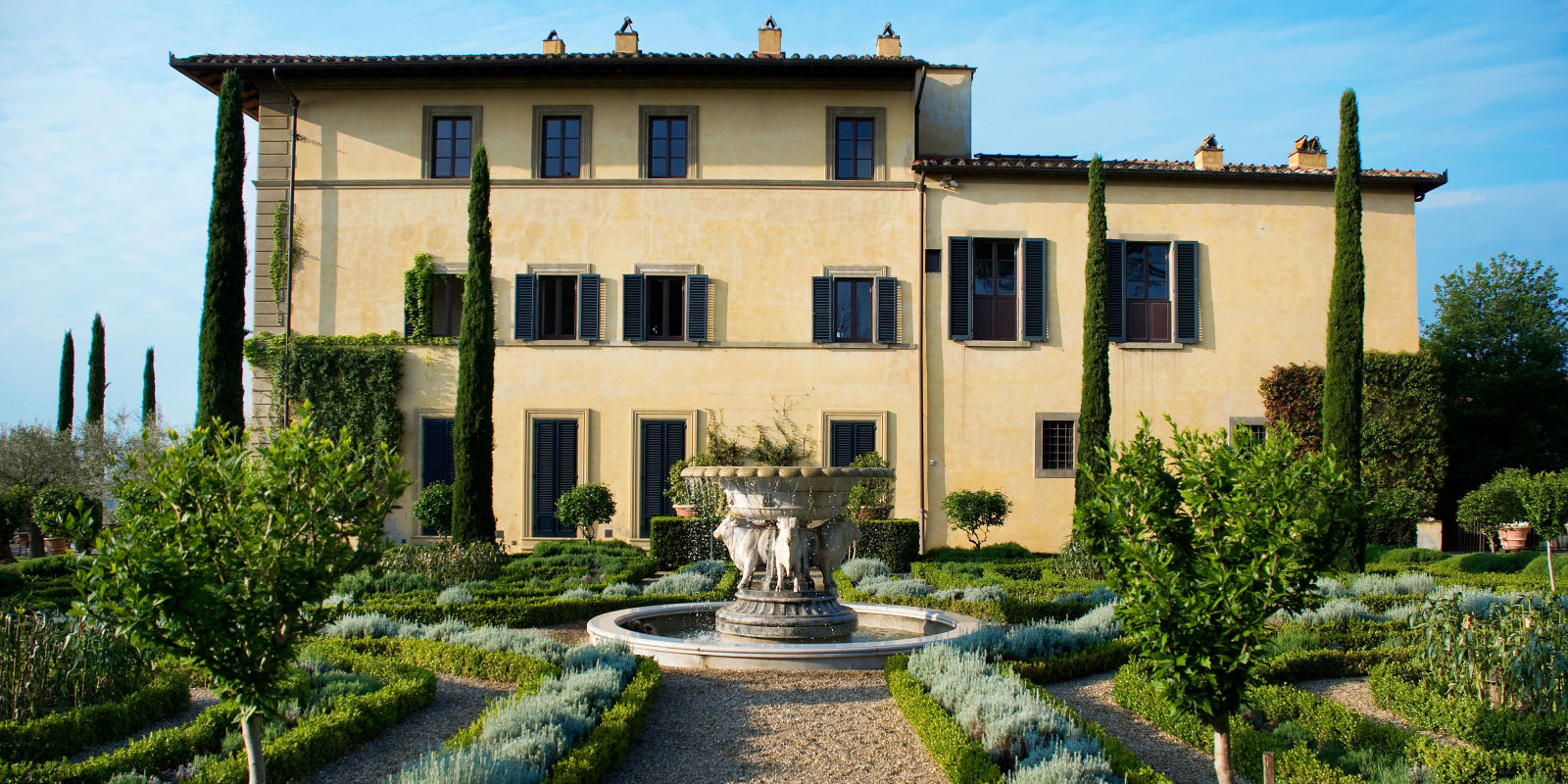 Maison En Toscane Four Celebrity Owned Villas You Can Rent