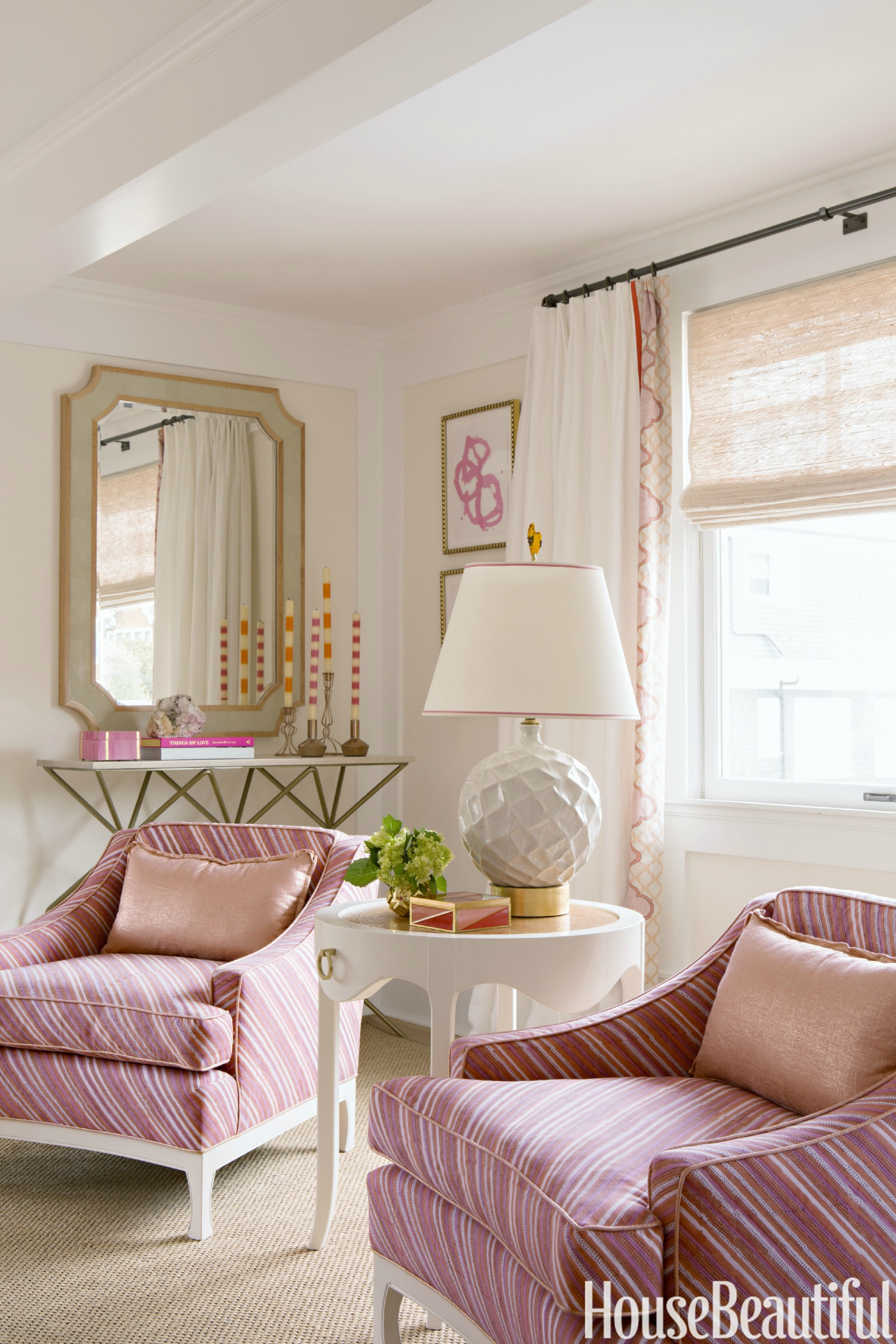Beautiful Curtains For Bedroom Pastel San Fransisco Home Melissa Warner Rothblum And