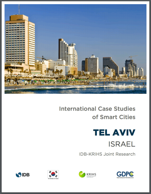 Tel Aviv Smart City Case Study