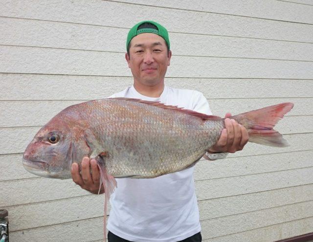 最強流し釣り船「龍神」!(^^)!