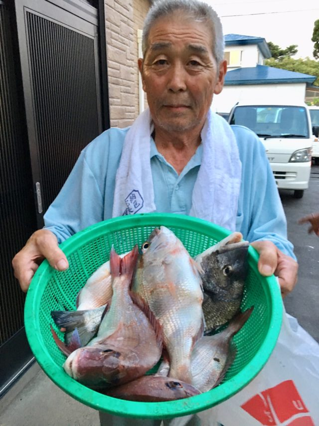 20190818 鯛釣り大会 4