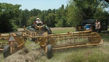 Hay workshop set April 27 at Overton