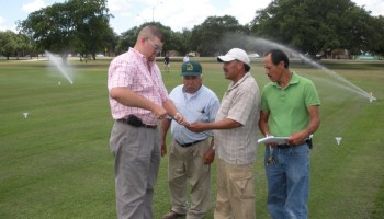 Irrigation course designed to aid urban water conservation efforts