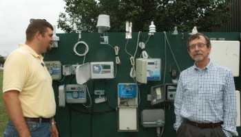 Course offered for professional irrigation managers on 'smart' controllers