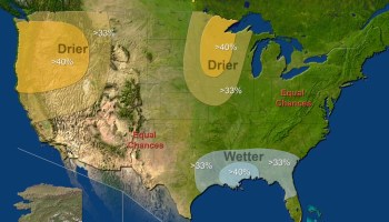 Texas crop, weather: El Niño fizzles and winter might be 'nothing special'