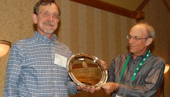 AgriLife Extension irrigation engineer receives national award