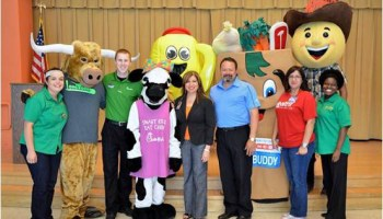 Eat4-Health helps South Texas students eat, play healthy