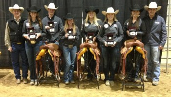 Texas A&M University Stock Horse Team named 2014 National Champion