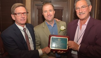 Five inducted into Tyrus R. Timm Honor Registry