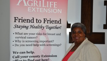 New AgriLife Extension cancer prevention specialist named