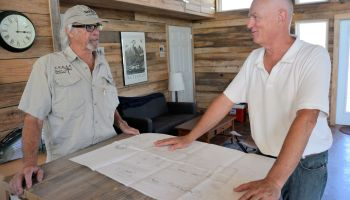 New native plant center shaping up in South Padre Island