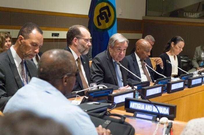 The 9th Biennial CARICOM-UN General Meeting underway