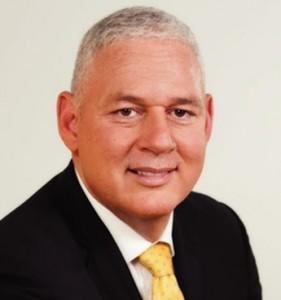 Newly sworn-in Saint Lucia Prime Minister Allen Chastanet (Photo via St. Lucia News Online)