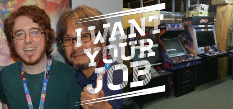 I Want Your Job Associate Editor at Game Informer Magazine