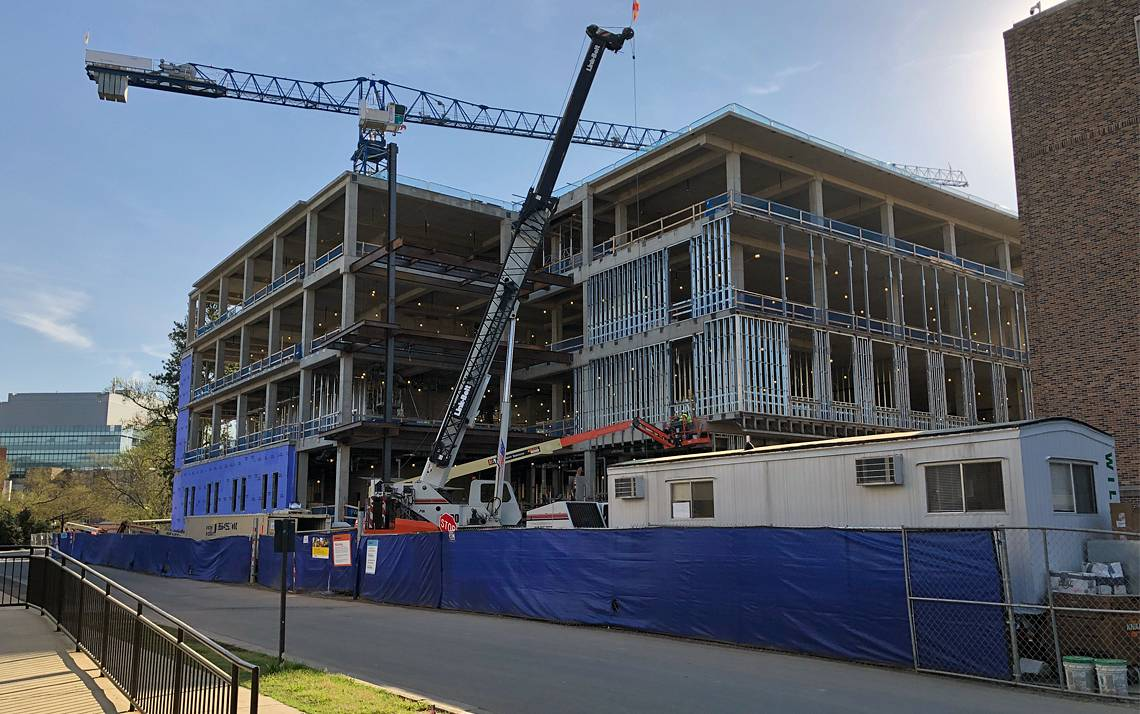 Construction Engineering Building And What You Need To Know About Summer Construction Duke Today