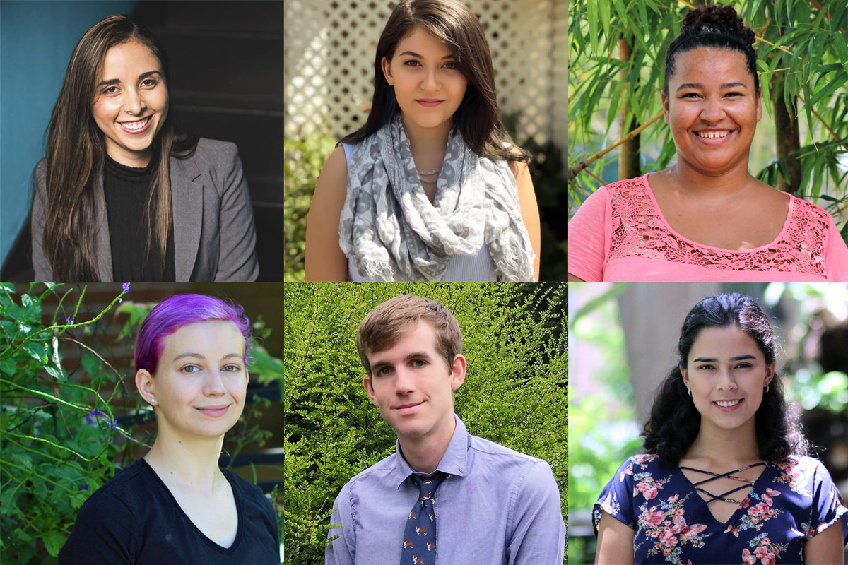 Rossmann Collage 6 Ucf Students Awarded Fulbright Scholarships University