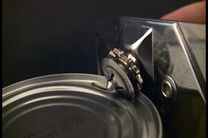 Blik Opener The Can Opener Wasn't Invented Until 48 Years After The