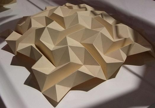 20 Ingenious Origami Folded Paper Creations Today In Art