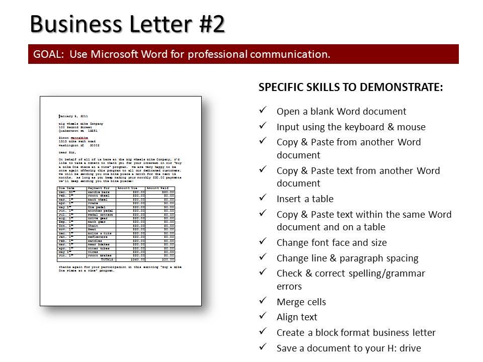 sample formal confirmation letter formal letter application for