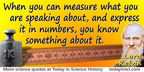 Measurement Quotes - 174 quotes on Measurement Science Quotes