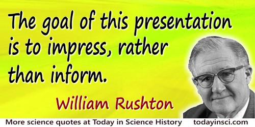 Presentation Quotes - 23 quotes on Presentation Science Quotes - quote on presentation