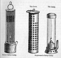 Davys Safety Lamp  October 31,1815 | Today in ...