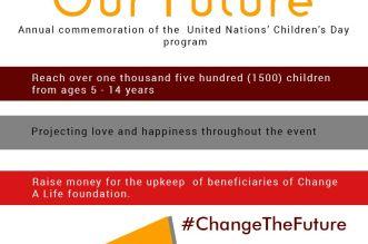 Funmi Iyanda's Change-A-Life hosts Children's Day funfair 2016